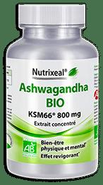 Ashwagandha BIO KSM-66 Nutrixeal