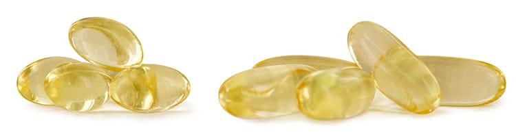 gelules omega-3 huile de poisson Nutrixeal