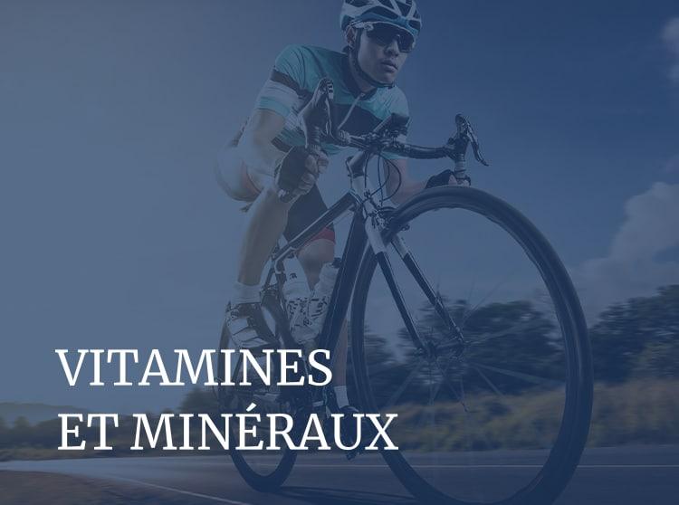 vitamines et minéraux nutrixeal